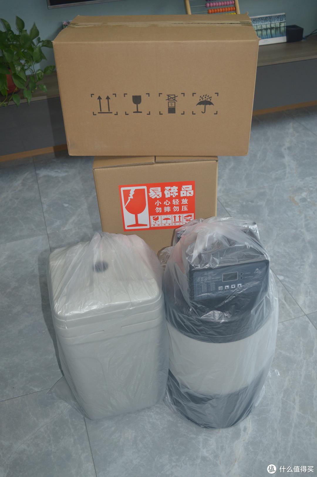 软水机包装