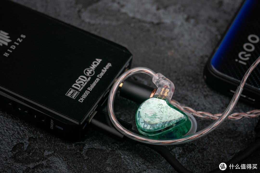 便携解码耳放的另一种思路——简评Hidizs DH80S