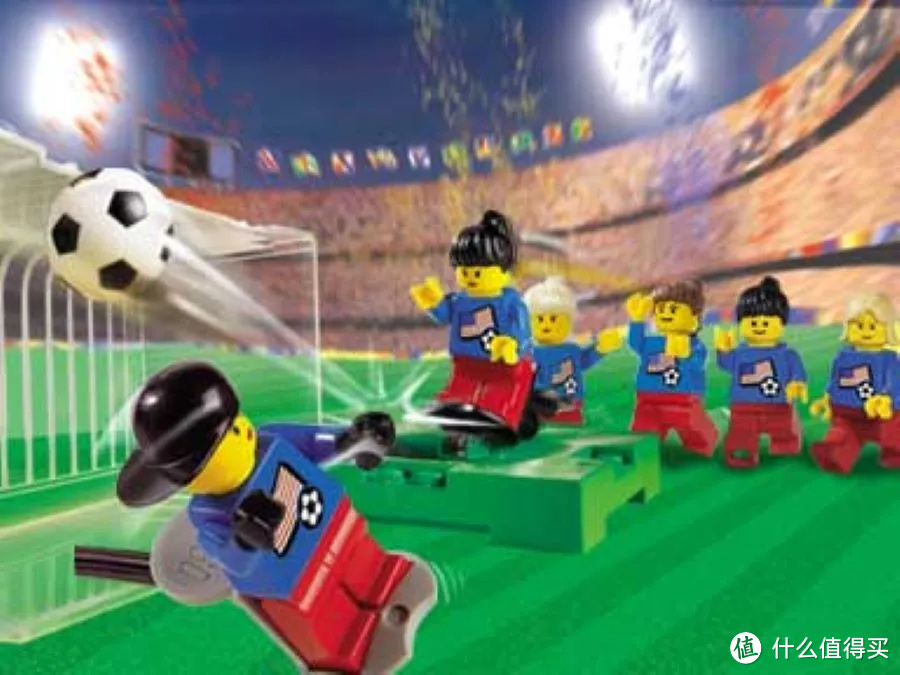十件你值得了解的乐高与足球的有趣事情