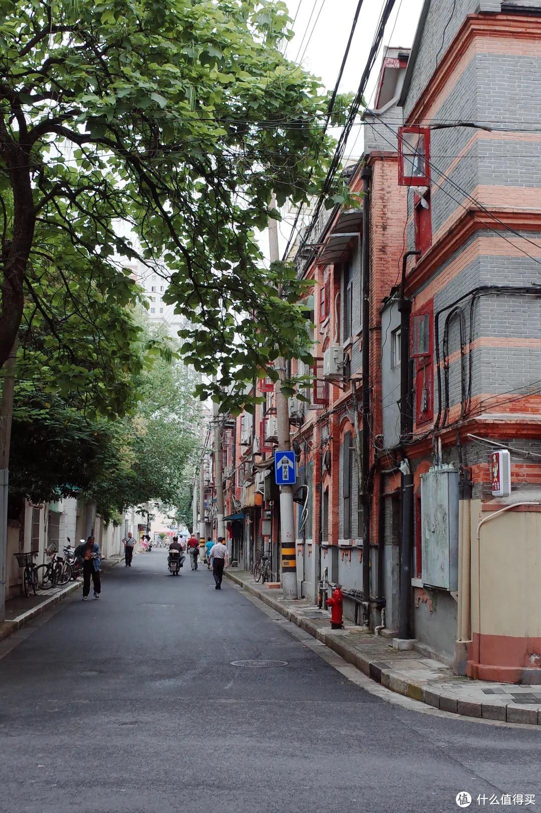 我不许你只是路过上海虹口!