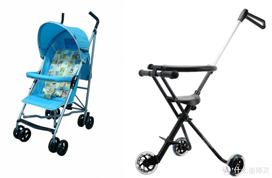 从推车到滑板车再到滑步车-各车型使用感受及柒小佰滑步车A1分享