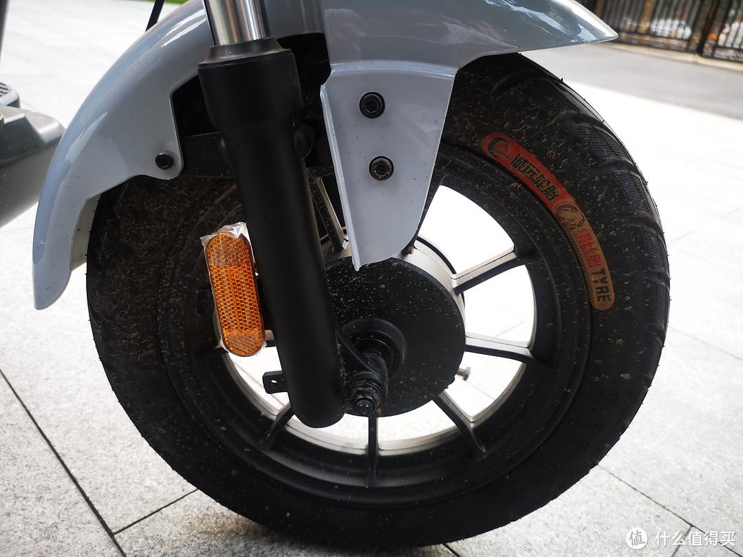 前轮以及陶瓷刹车