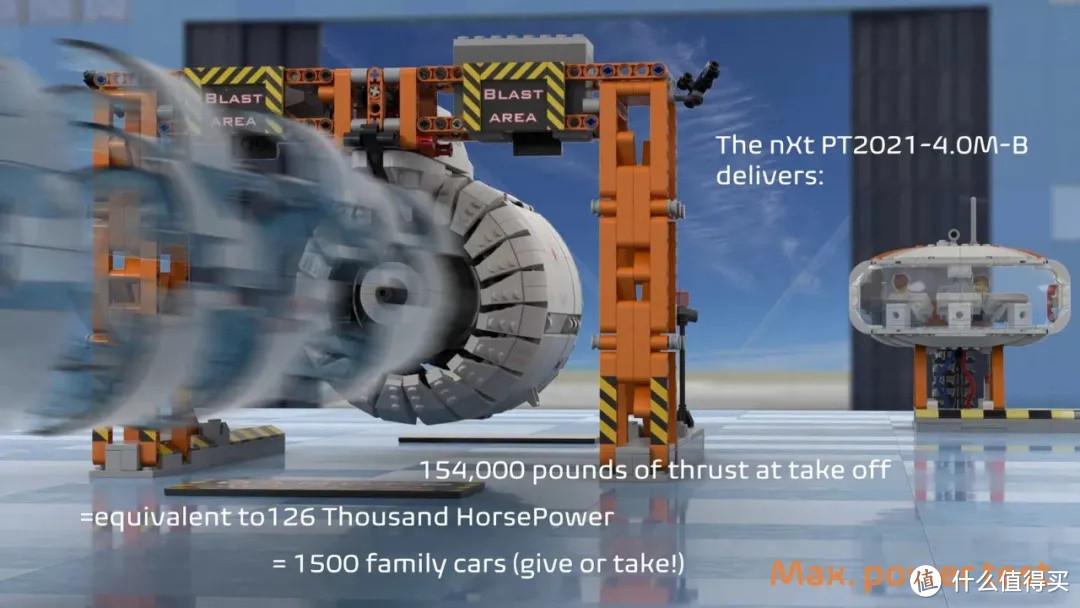 乐高Ideas作品飞机引擎车间获得10000票支持!