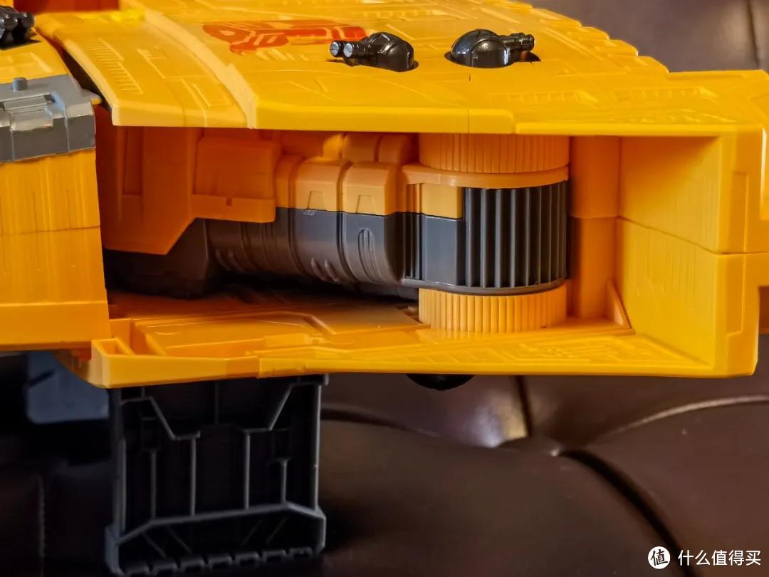 泰坦级身高,加强级变形——王国方舟号开箱