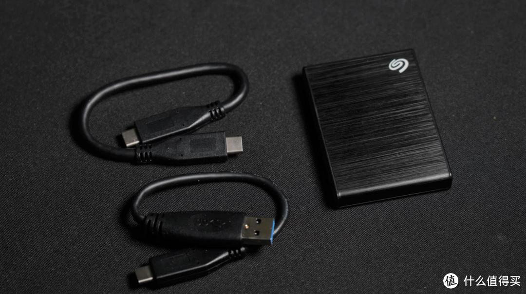 又小又快,希捷PSSD NVMe 小铭 type-C USB3.0开箱分享