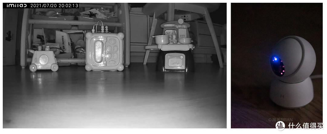 清晰灵动,全面守护!小白智能摄像机A2体验