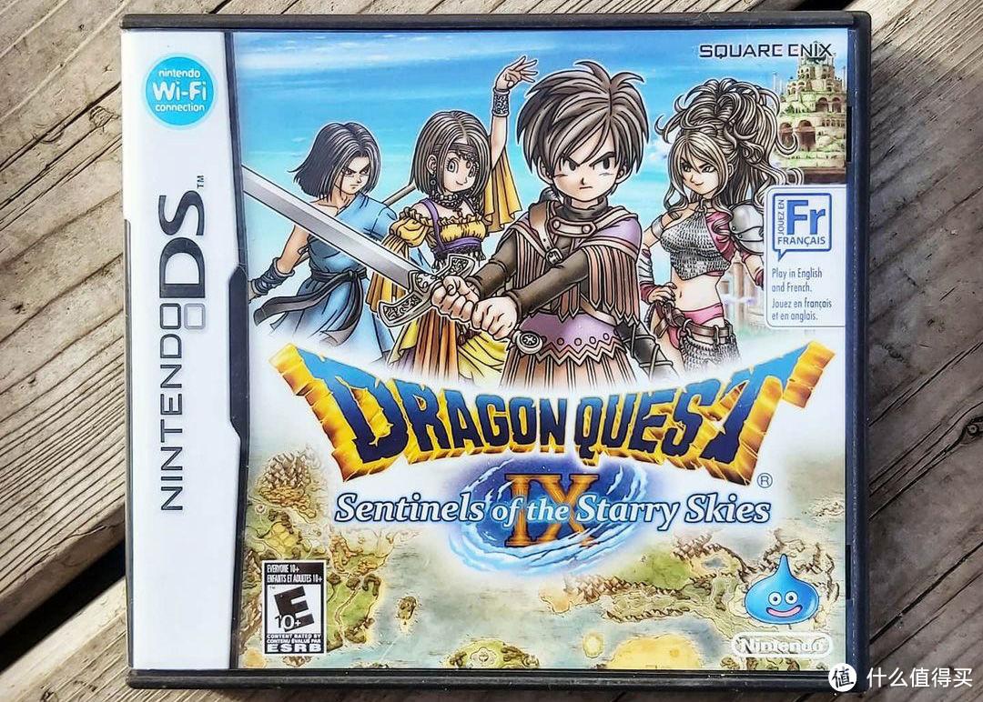为了重温这10款游戏,我又买了部DSi