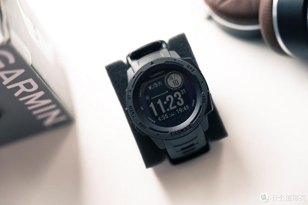 我为什么毅然拒绝Apple Watch?体验佳明Instinct Solar本能太阳能