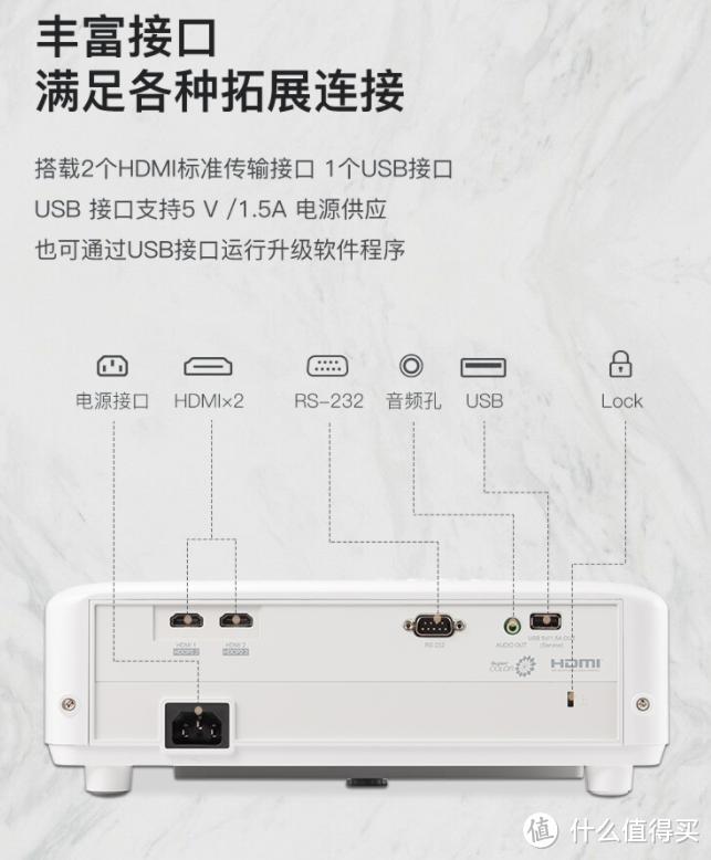 优派 PX701-4K Pro!夏日看片神器!