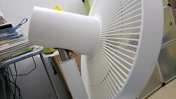 夏日空调房必备,谈谈小米1x直流风扇和云米直流风扇的使用感受