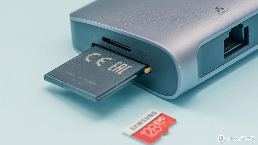 绿联Type-C 10合1扩展坞 笔记本好搭档