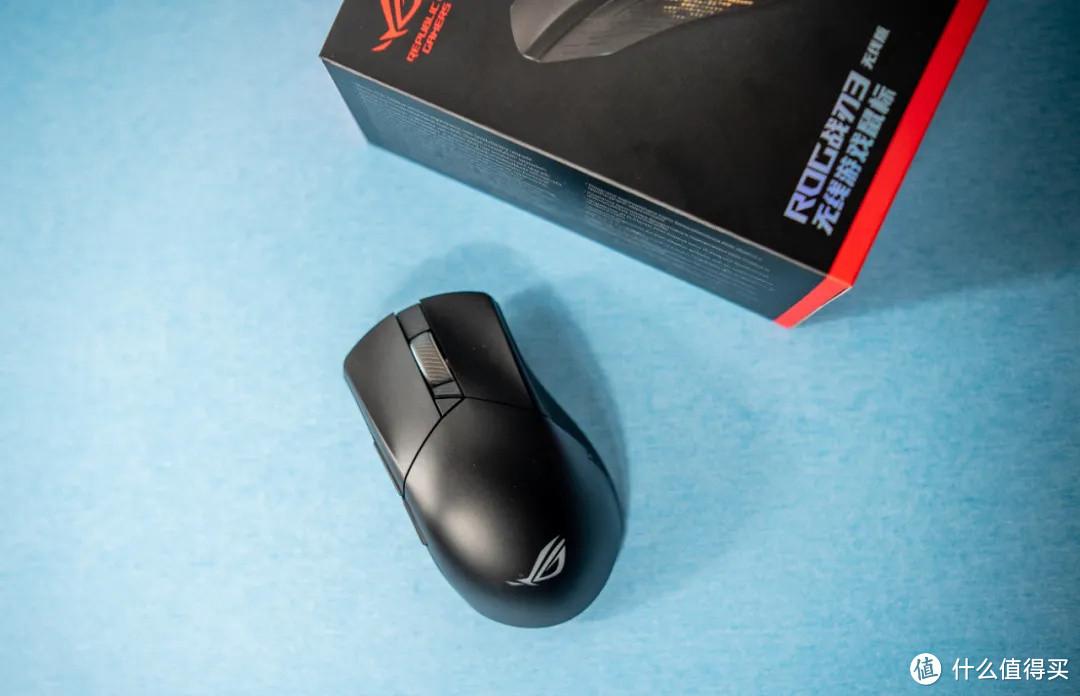 玩家国度ROG战刃3无线鼠标简单分享