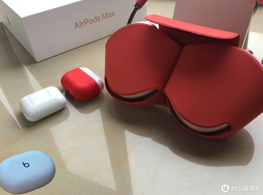 ▲ 加入AirPods全家桶的Studio Buds在降噪水平和音质上自然是无法越级挑战AirPods Max的。
