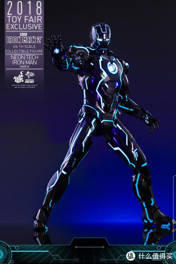 玩模总动员:钢铁侠1/6比例合金珍藏人偶 创战光速橙MK50首发测评