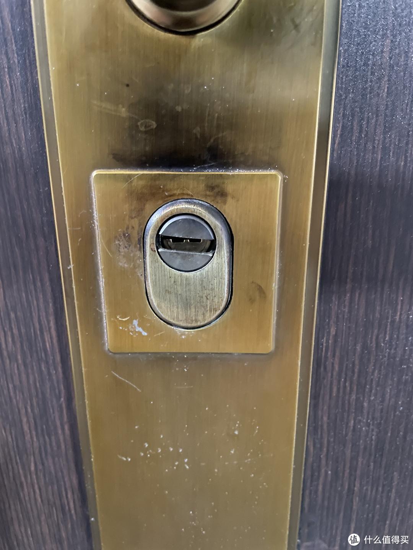 终于有时间应值友要求写一篇门锁被502堵住的开锁经历