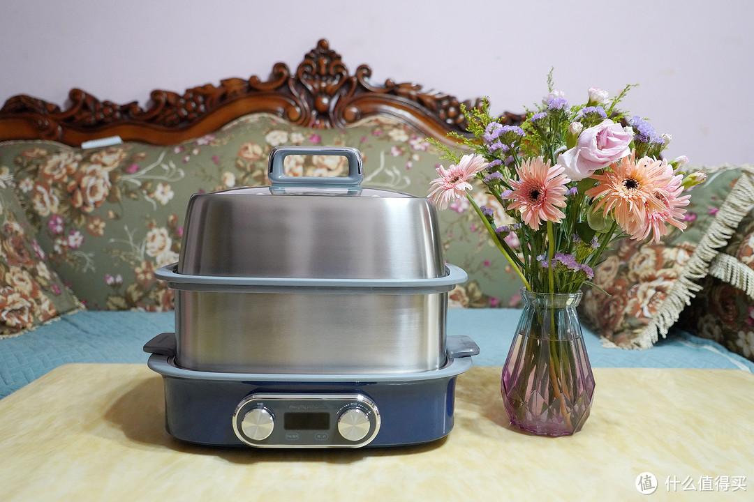 """这几年我买过最满意的厨电没有之一,高颜值""""蒸""""功夫的人类高质量速蒸锅"""