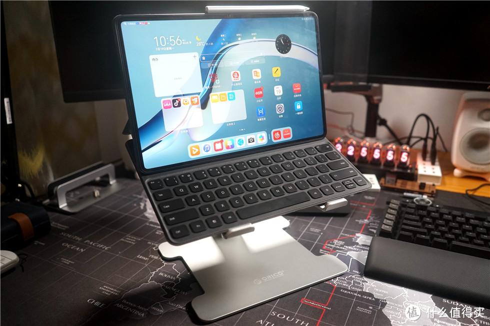 让鸿蒙更加好用!助力华为Matepad Pro 12.6鸿蒙平板的国货外设们