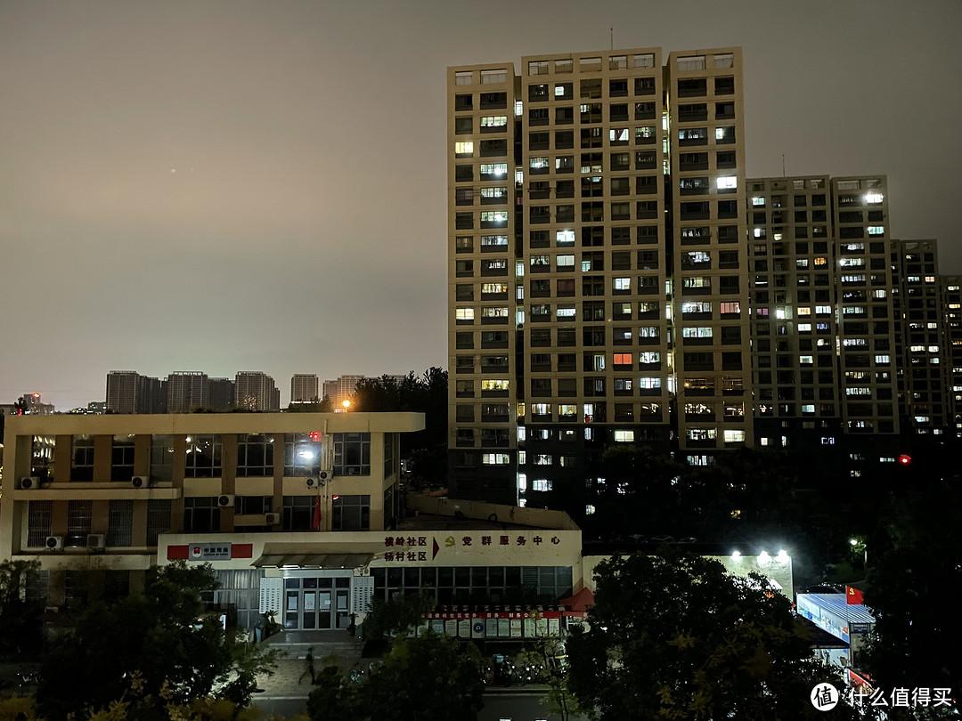 iPhone12夜景