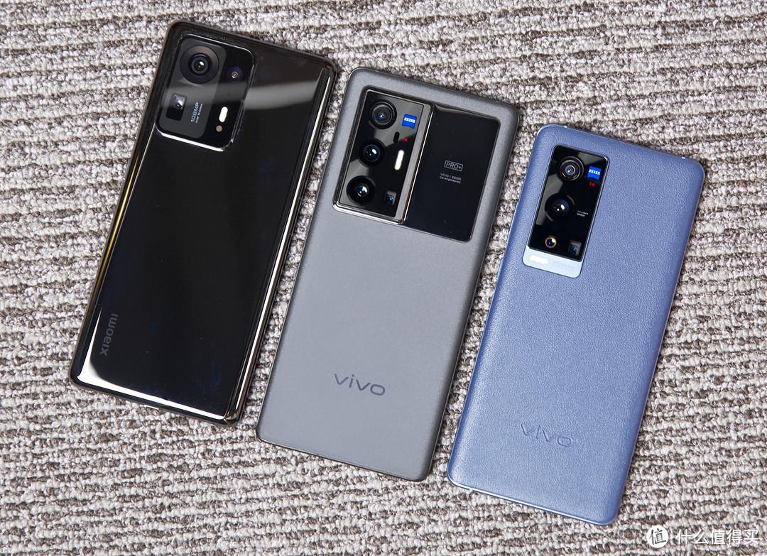 MIX4、X70Pro+、X60Pro+