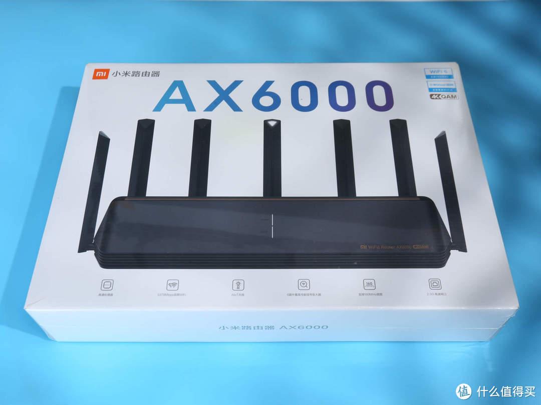 大户型小公司的首选,小米路由器AX6000使用体验