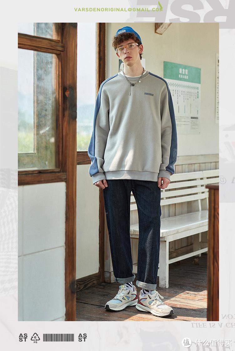简单易学的卫衣穿搭,30款各风格男士品牌卫衣推荐