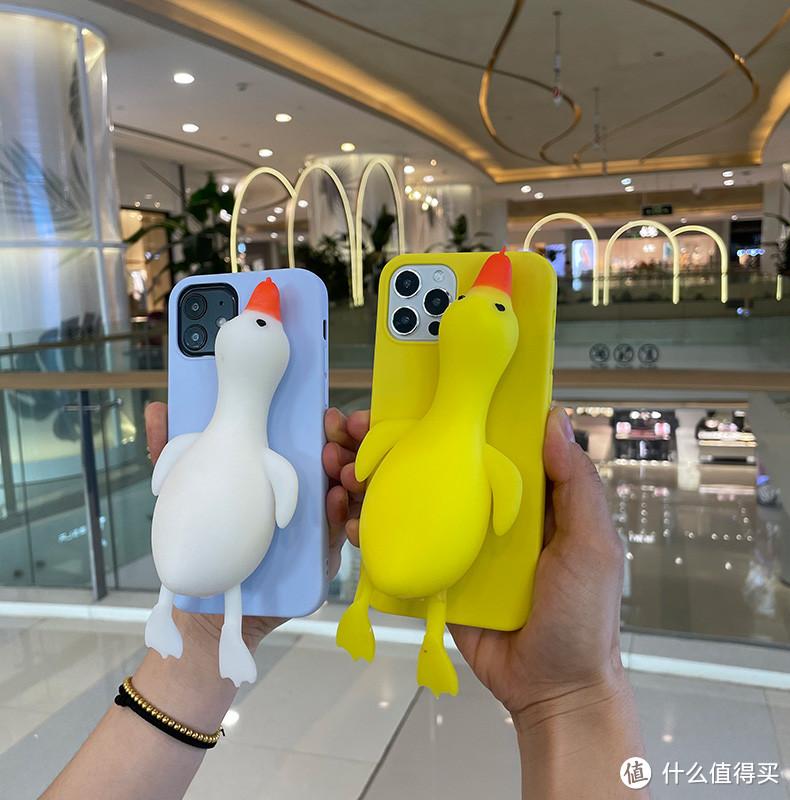 这些手机壳你会用在iPhone13上吗?天猫在售的奇葩iphone手机壳大赏~