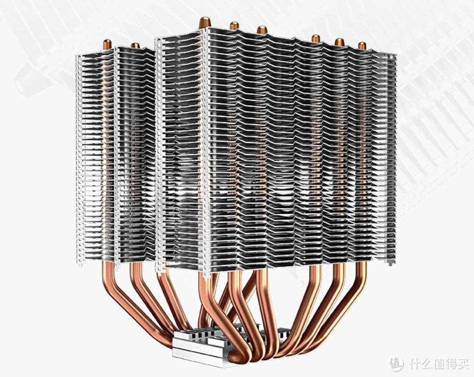 散热器的材质是铜和铝