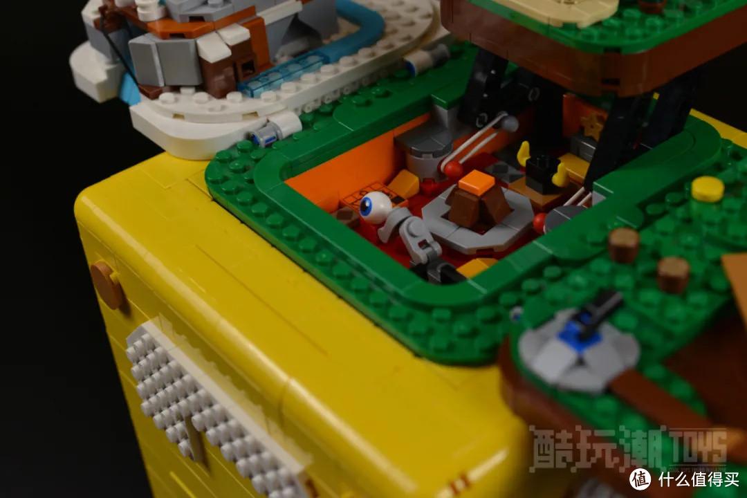 乐高71395超级马力欧64问号砖块详尽开箱评测
