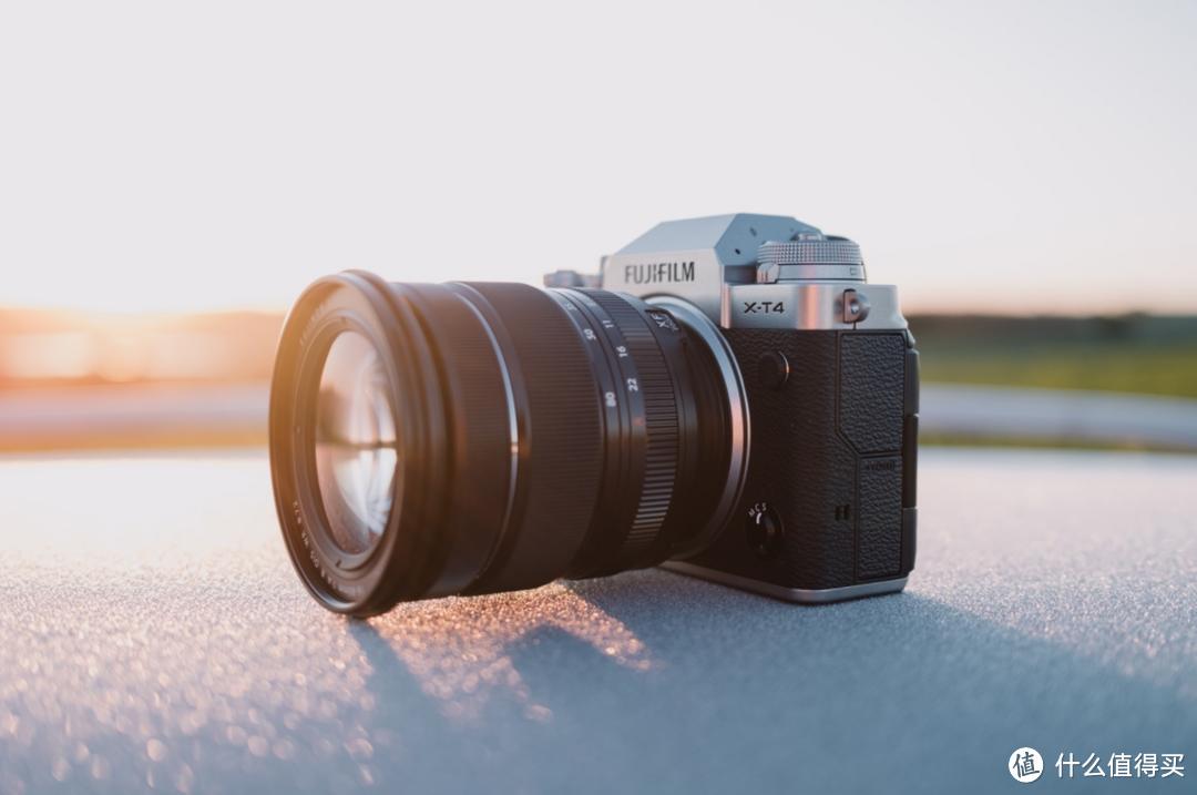 高端的表现 富士无反相机X-T4