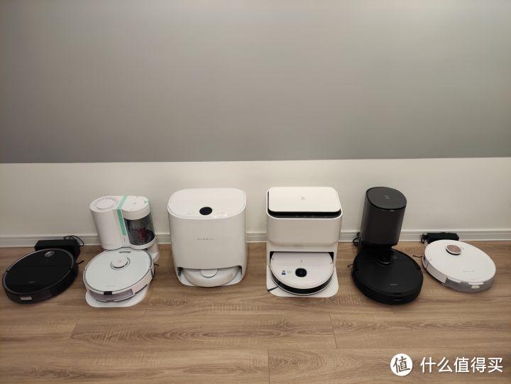 实测6款旗舰扫地机器人,总结出来的2021年扫地机器人选购全攻略
