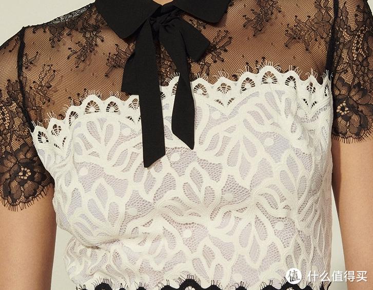 花小编来啦:十一你有结婚的朋友吗,你需要一条低调优雅的连衣裙
