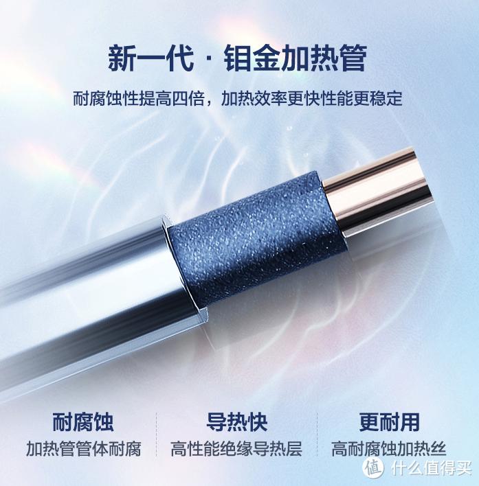海尔新一代3D速热电热水器JE3系列:3D速热新升级、智能分人洗