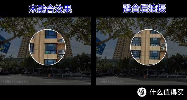 手机多镜头怎么充分发挥?荣耀Magic3 Pro多主摄融合计算摄影给出满分答案!
