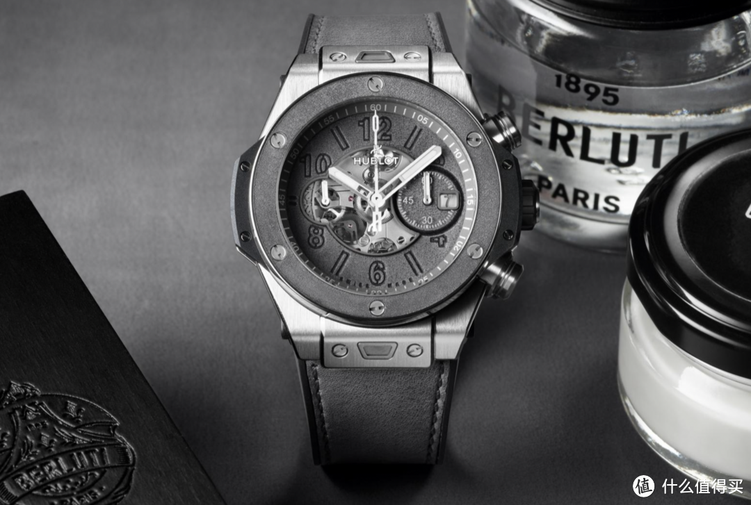 HUBLOT宇舶表Big Bang Unico Berluti Aluminio腕表重磅发布