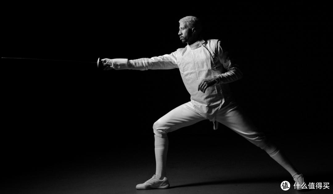里查德米尔迎来全新品牌挚友——击剑冠军迈尔斯·查姆利-沃特森