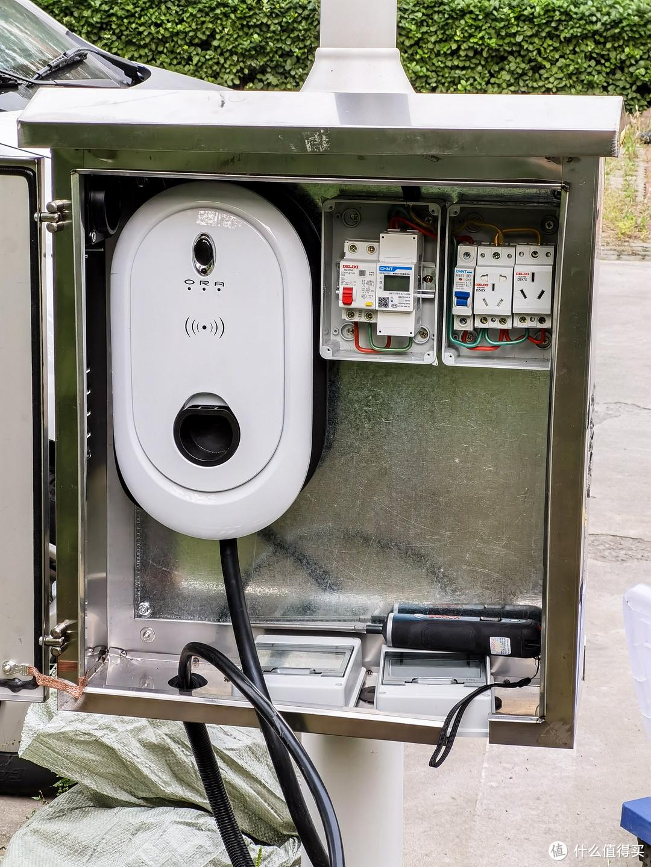 折腾俩月,给电动爹装了个充电祖宗